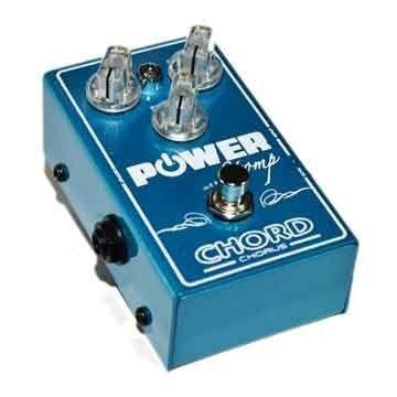 Pedal Power Stomp Chord Chorus + Brindes