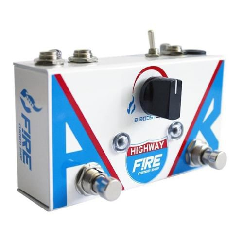 Pedal Fire Custom Highway Ab Box Booster