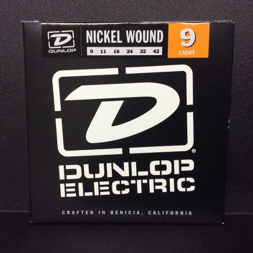 Encordoamento Guitarra 009/042 Dunlop