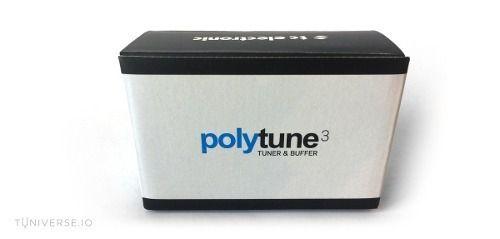 Pedal Afinador Tc Eletronic Polytune 3 Lançamento!!!