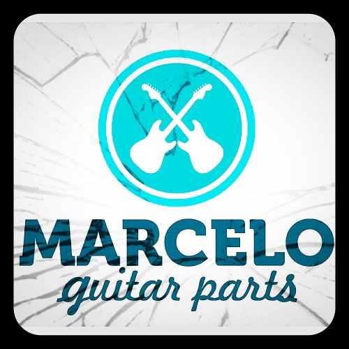Tampa Traseira Para Guitarra Strato Creme,revenda Autorizada