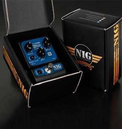 Pedal Nig Pcm Compressor
