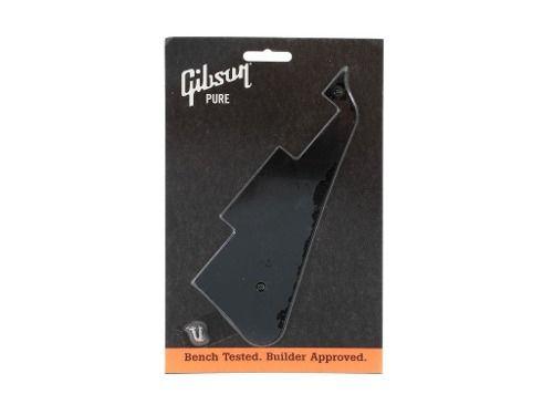 Escudo Gibson Preto Para Lespaul Studio Prpg-010
