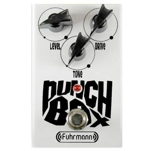 Pedal Fuhrmann Punch Box Pb01 C/nf