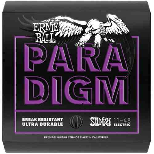 Kit 3sets Encordoamento Guitarra Ernie Ball Paradigm 011/048