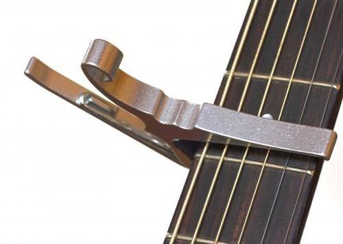Capotraste Capo Braçadeira Guitarra E Violão