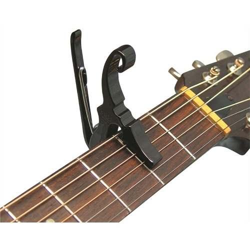 Capotraste Capo Braçadeira Guitarra/violão
