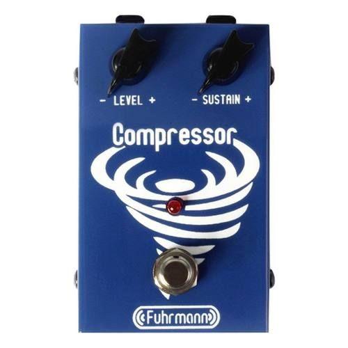 Pedal Fuhrmann Compressor P/ Guitarra