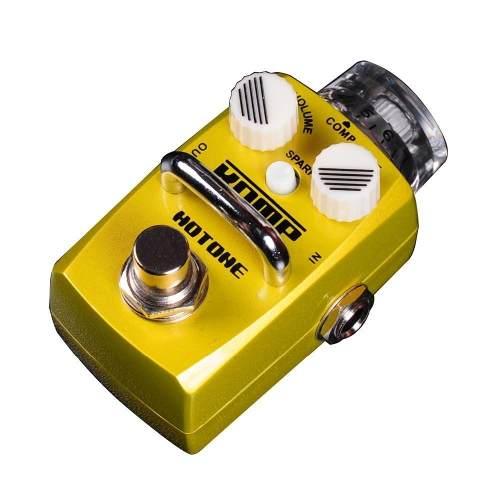 Pedal Guitarra Hotone Compressor Komp
