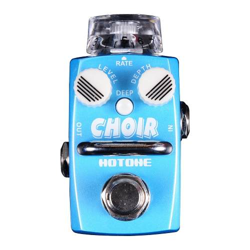Pedal Guitarra Hotone Chorus Choir Sch1