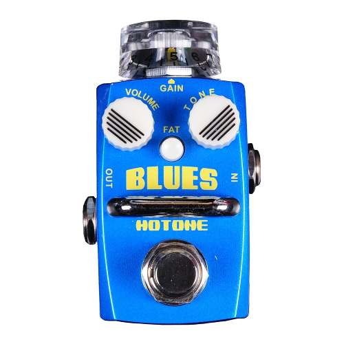 Pedal Guitarra Blues Overdrive Sod 2 - Hotone