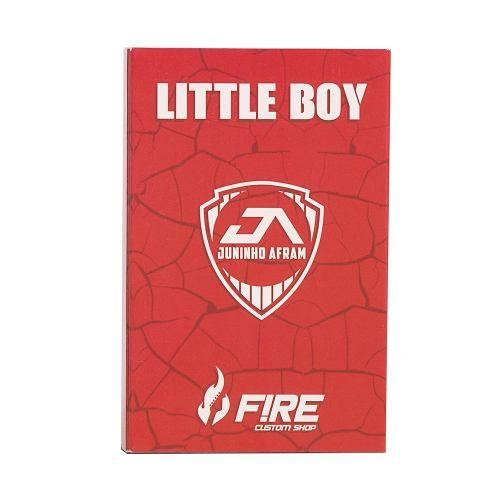 Pedal Drive Juninho Afram Signature Little Boy Fire