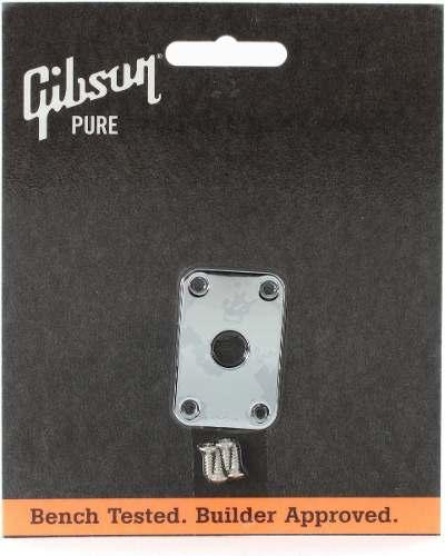 Gibson Placa Para Jack Para Explorer Prjp 050 Cromada