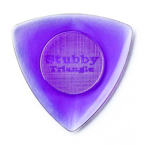 Kit Pacote Com 24pçs Palheta Dunlop Tri Stubby 2,00mm