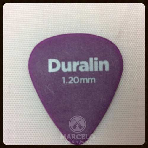 Palheta Planet Waves Duralin Standard 1,2mm Heavy