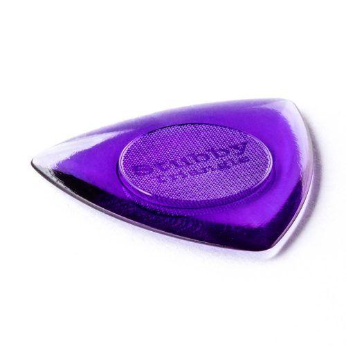 Kit Pacote 6pçs Palheta Dunlop Tri Stubby 2mm