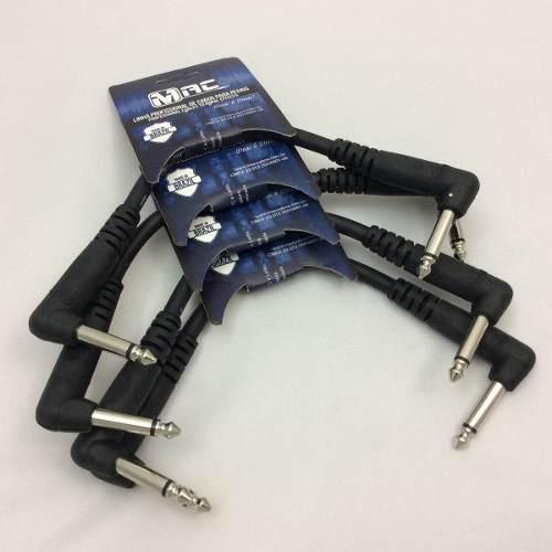 Kit 4pcs Cabos Para Pedais 25cm King Line Max 90