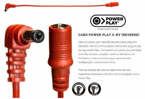 Cabo Adaptador Power Play C-rv Reverse