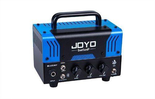 Amplificador Cabeçote Mini Guitarra Joyo Bluejay Bantamp 20w