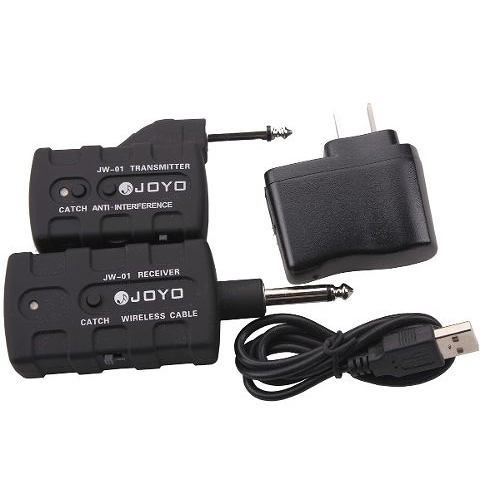 Transmissor Sem Fio Wireless Receiver Joyo Jw-01 2.4ghz