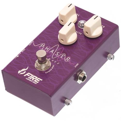 Pedal Fire Custom Shop New Phaser Wave