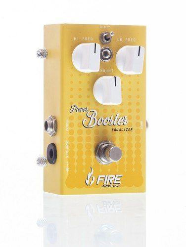 Pedal Fire Custom Shop Power Booster New