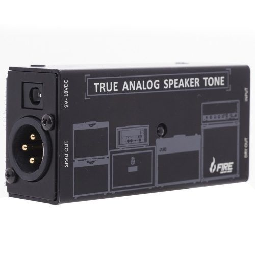 Pedal Guitarra True Analog Speaker Tone Garantia 3 Anos