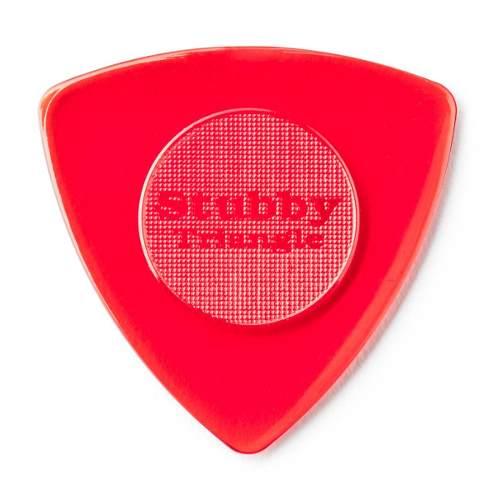 Kit Pacote Com 24pçs Palheta Dunlop Tri Stubby 1,5mm