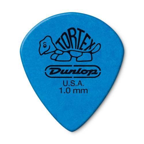 Kit 12pçs Palheta Dunlop Tortex Jazz 3 Xl 1.0mm