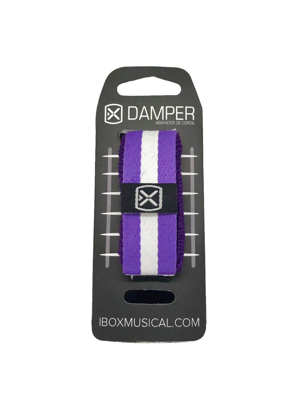 Abafador De Corda Ibox Damper MD Medium Fretwrap
