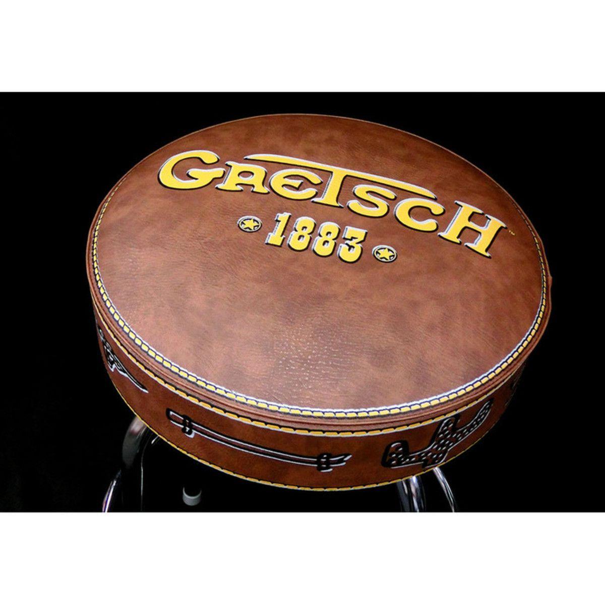 Banco Fender Barstool 24in Gretsch 1883