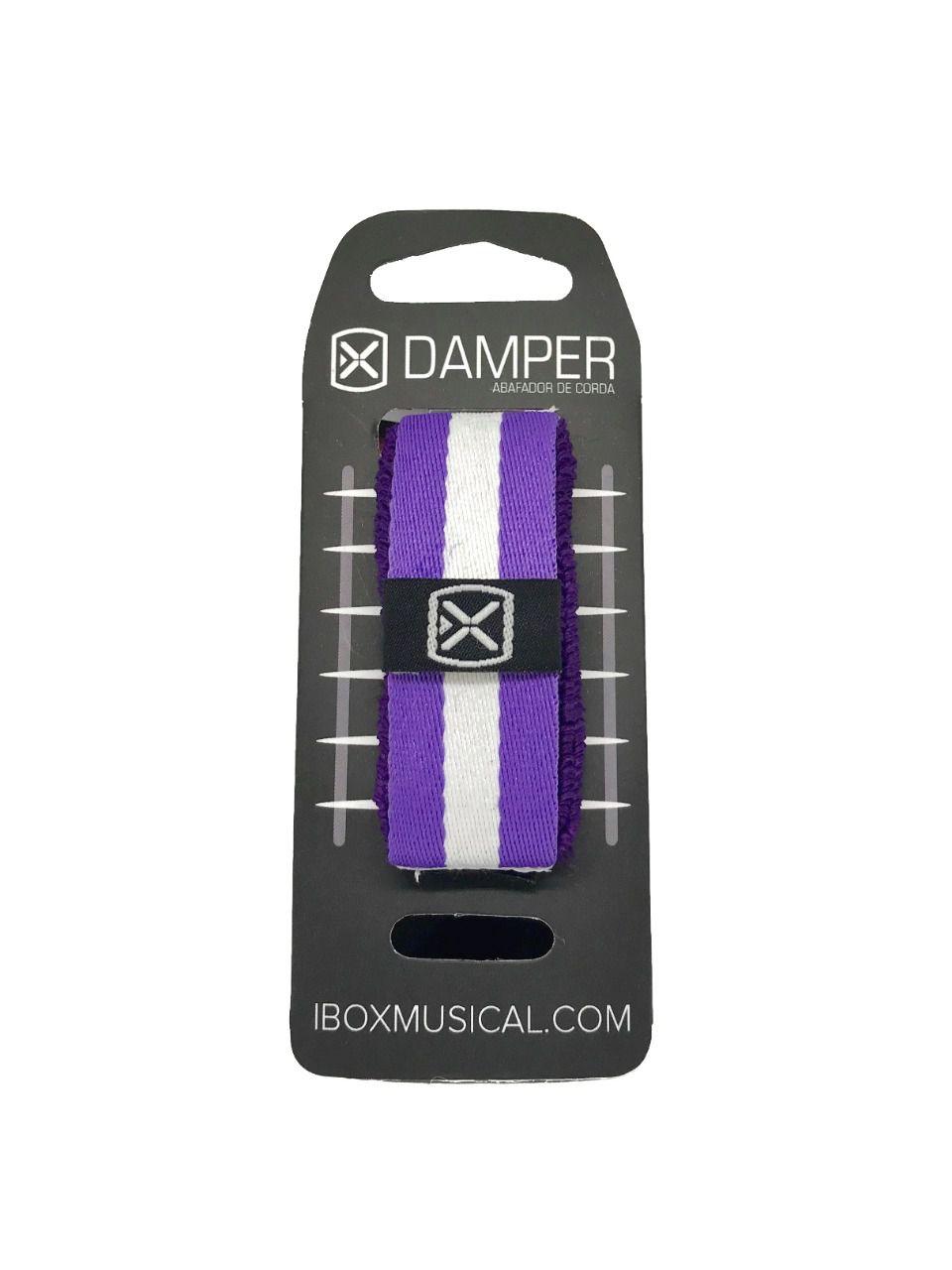 Abafador De Corda Ibox Damper LG Large Fretwrap