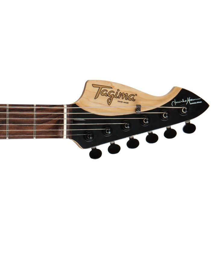 Guitarra Tagima Strato Ja3 Juninho Afram Signature