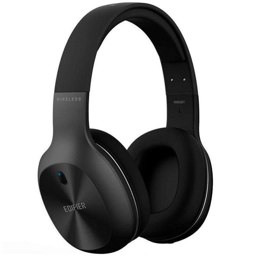 Headphone Hi-Fi W800BT Bluetooth EDIFIER Preto