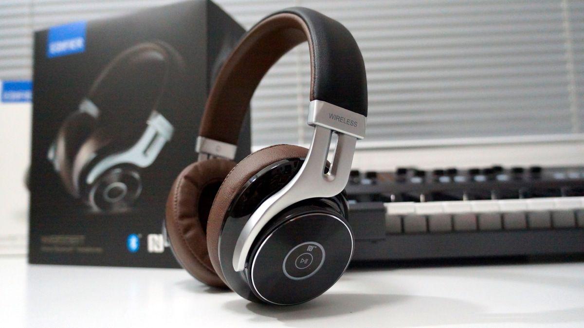 Headphone Premium Hi-Fi W855BT Marron Bluetooth EDIFIER