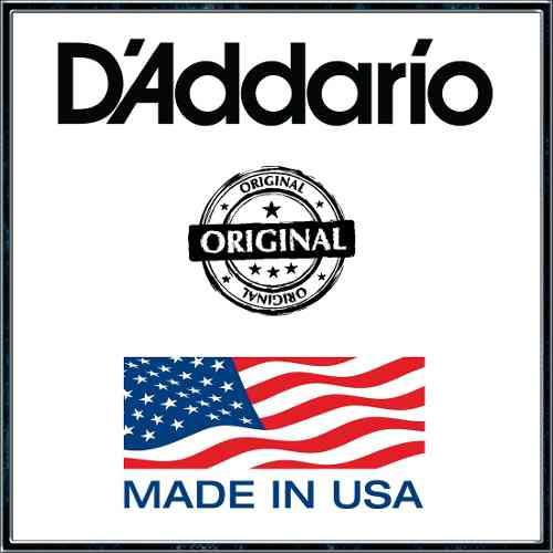Kit 2sets Encordoamento Guitarra D'addario Exl120b+Nyxl0942 + 10palhetas