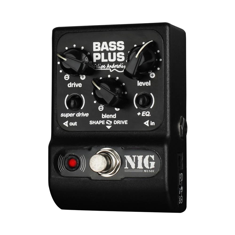 Pedal Nig Bass Plus Felipe Andreoli