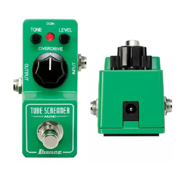 Pedal Para Guitarra Ibanez Tube Screamer Mini
