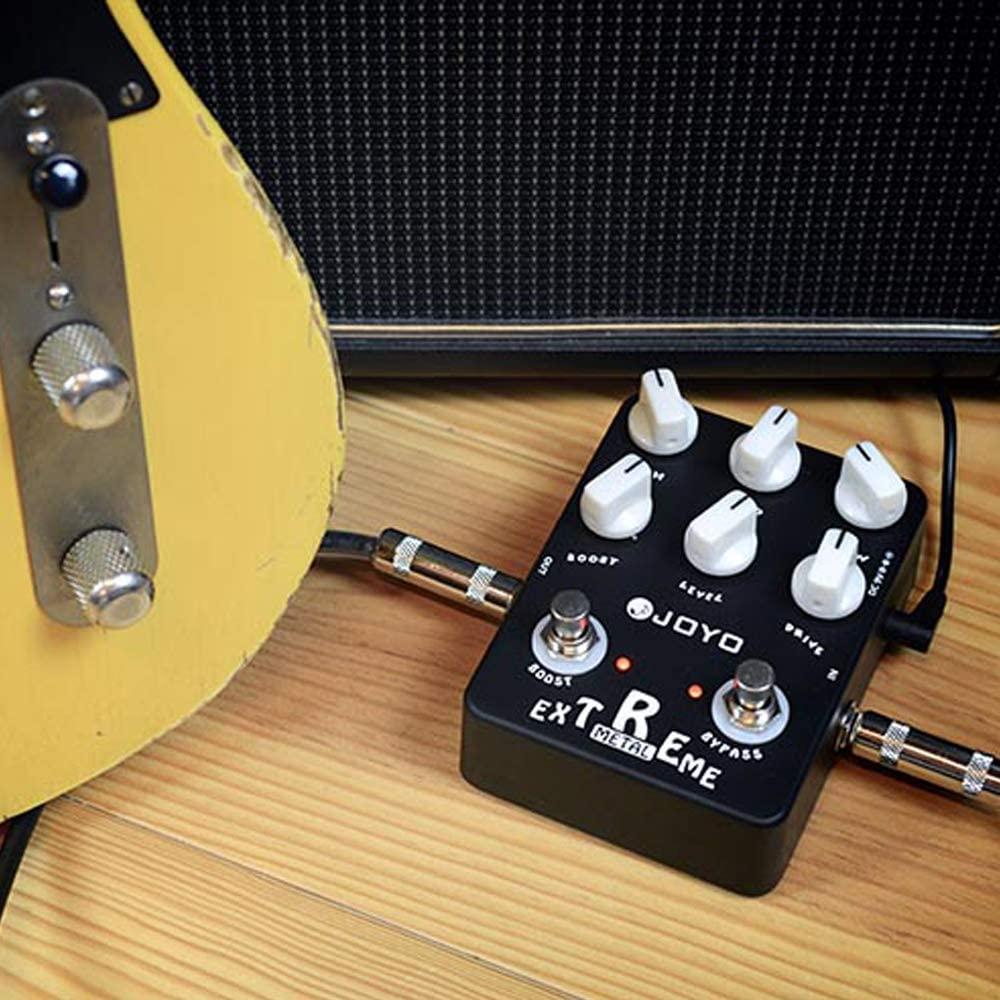 Pedal Para Guitarra Joyo Jf-17 Distortion Extreme Metal