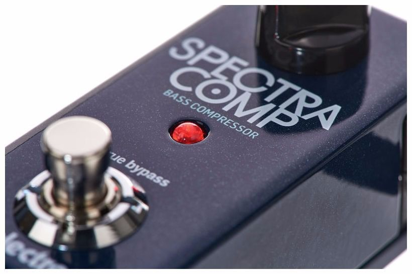 Pedal Tc Electronic Spectracomp Bass Compressor