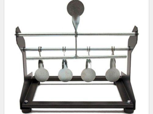 Alvo Pendulo de Metal Rearmável