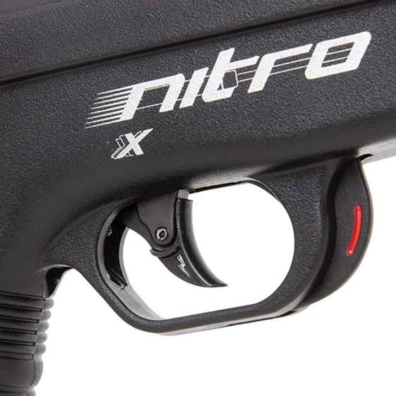 Carabina de Pressão CBC Nitro X1000  5,5 mm - Oxidada