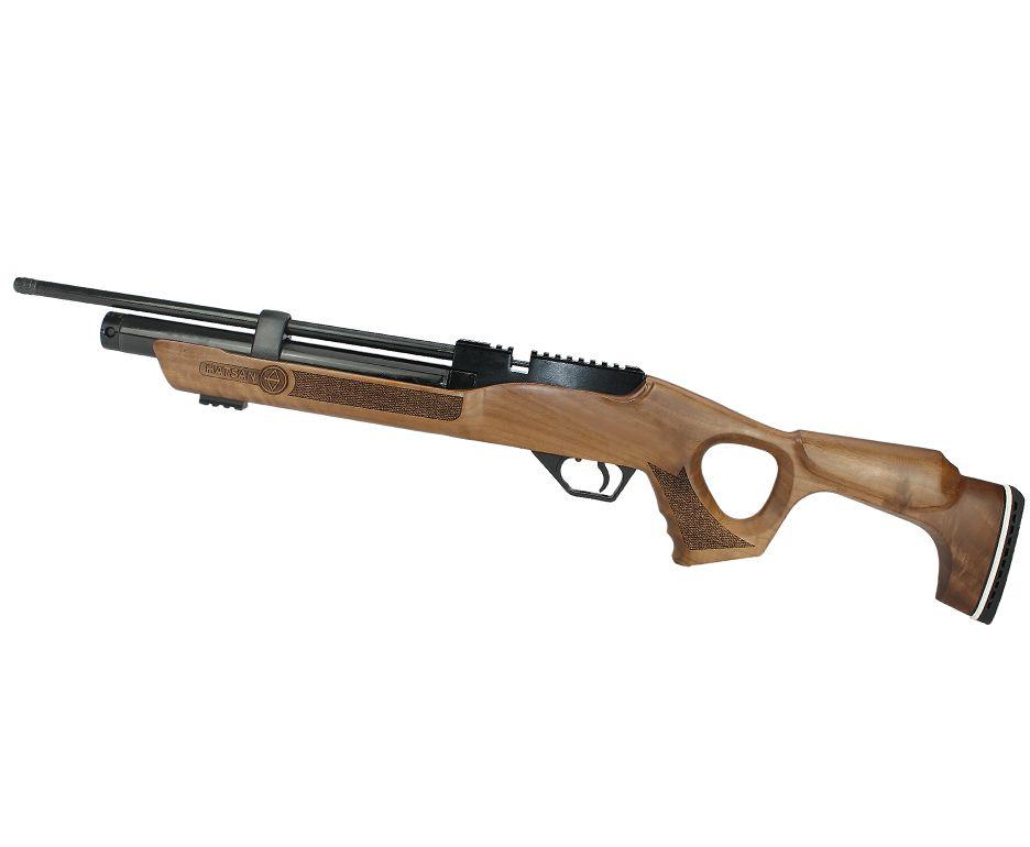 Carabina de Pressão Flash Wood 5,5mm