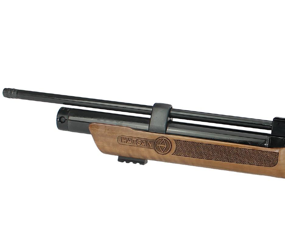 Carabina de Pressão Flash Wood + Luneta 4x32 fixxar mount unico + Bomba