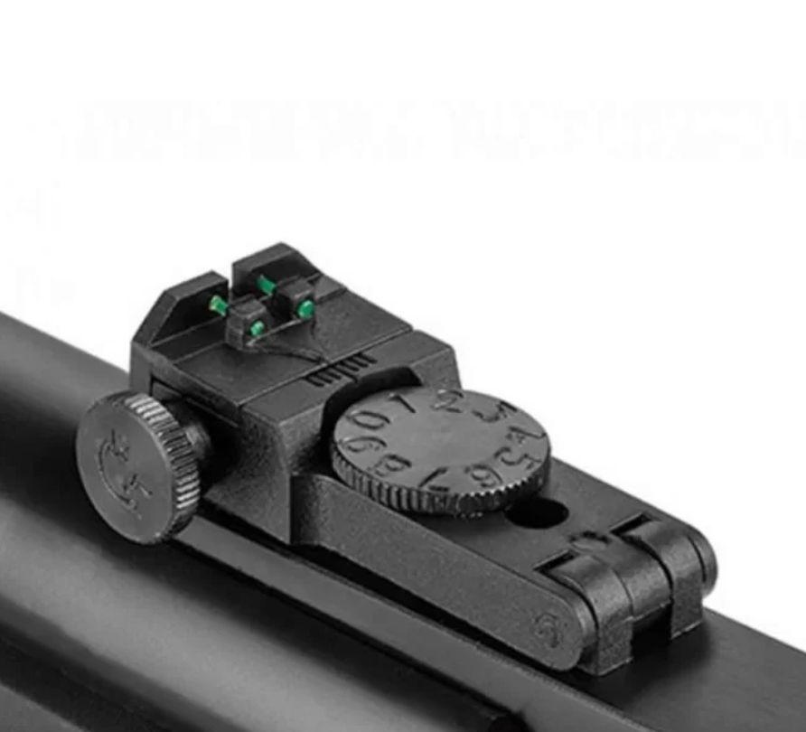 Carabina de Pressão Hatsan HT125 SAS 5.5mm com Gás Ram Vortex