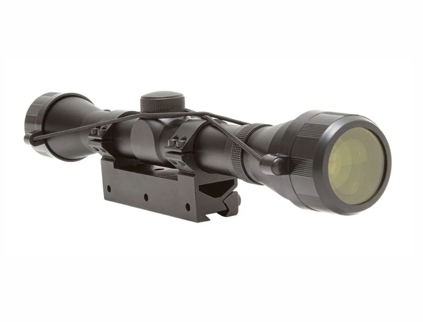 Carabina De Pressão Pcp Pr900w 5.5mm c x32 Mount unico