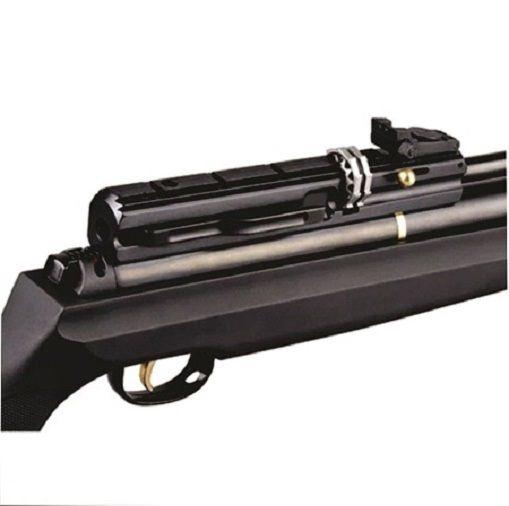 Carabina PCP AT44 P 10 Hatsan 5,5 Case e Bomba PCP