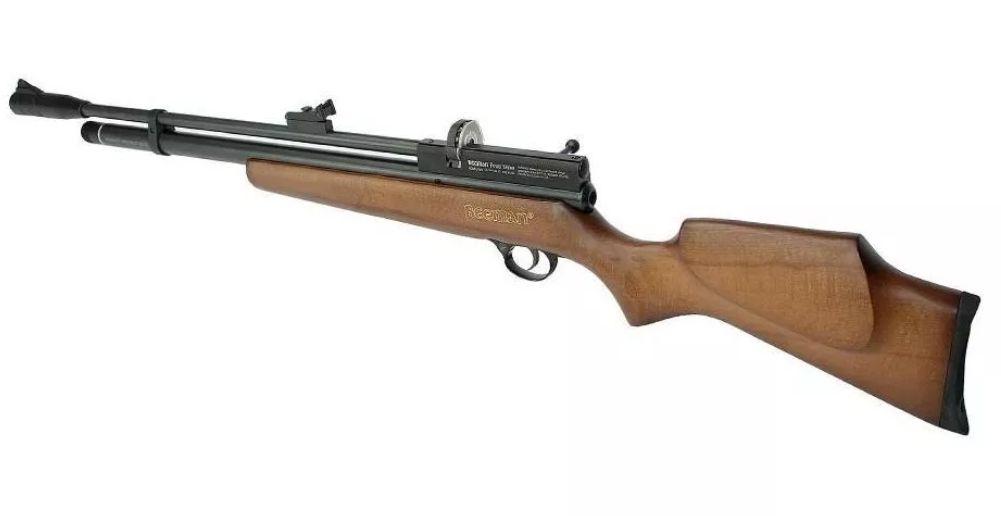 Carabina PCP Beeman 1338  10 tiros 5,5mm + Luneta 4x32 Rossi