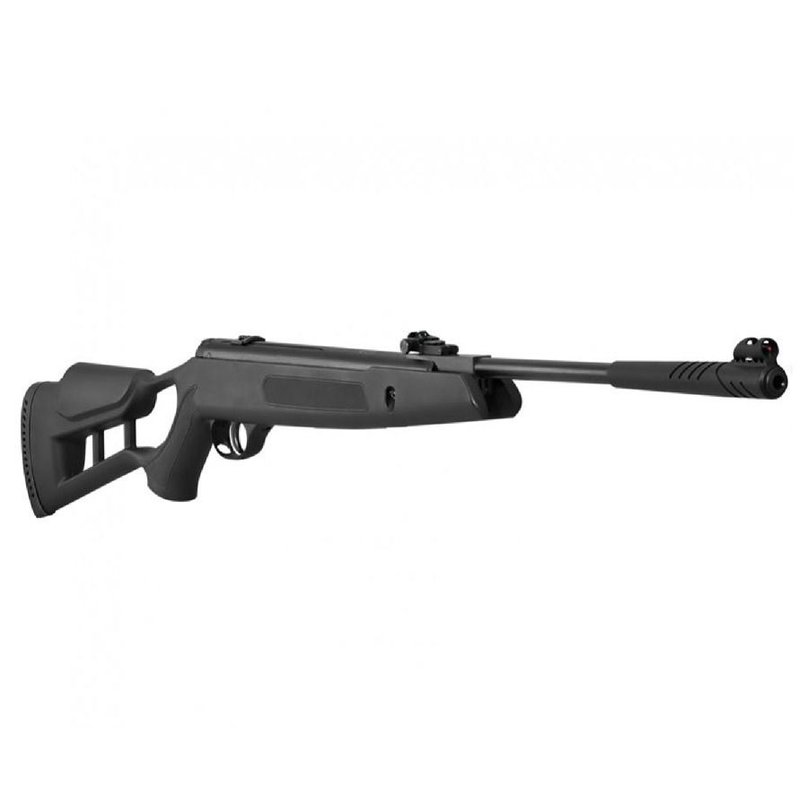 Carabina Striker Edge 5.5 Gas Ram 60 Kg com capa e chumbinhos