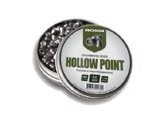 Chumbinho Hollow Point 6,0  200 unid 1 Caixa